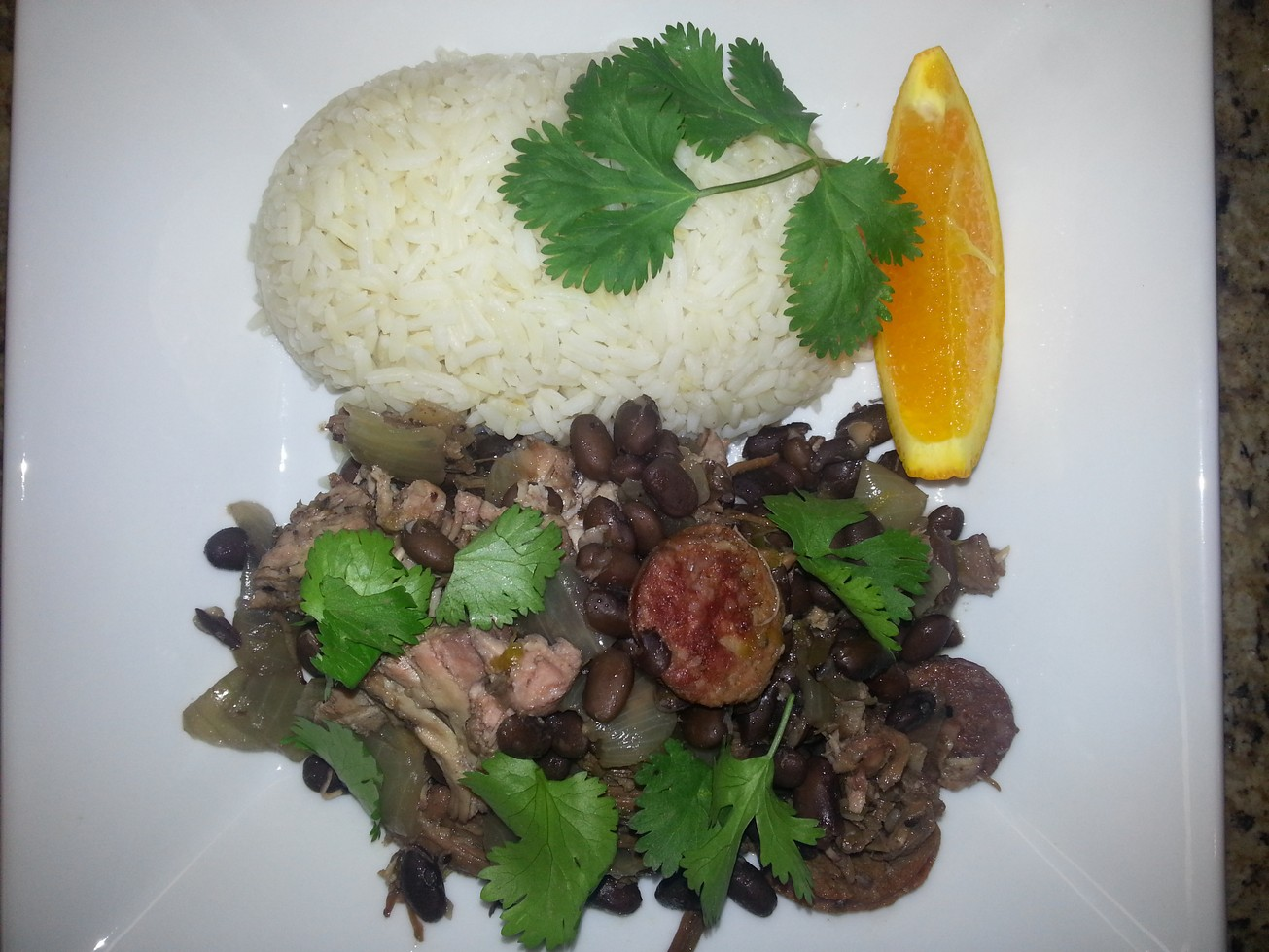 Slow-Cooker Feijoada (Brazilian-Style Black Bean Stew) | Foodie made ...