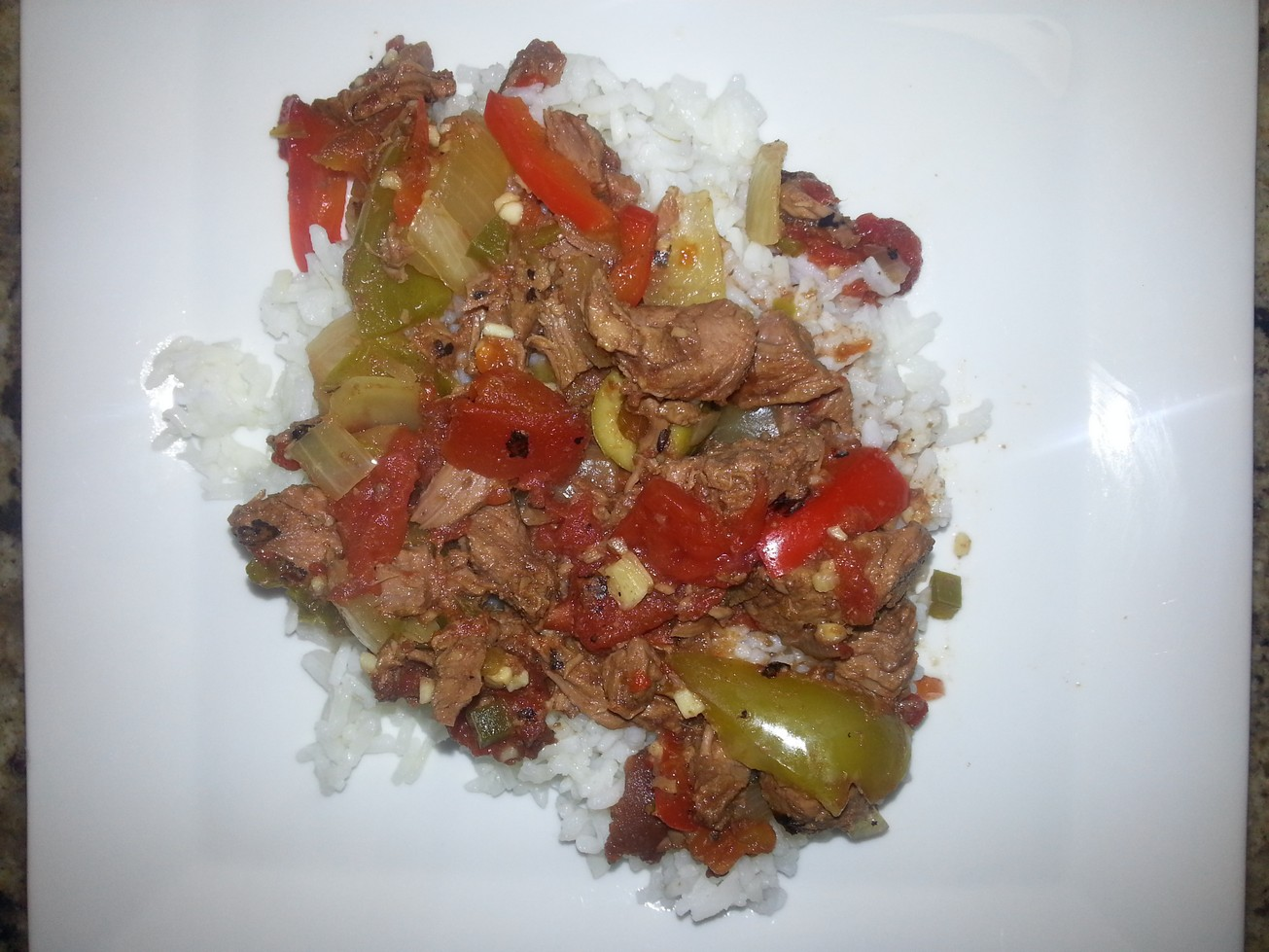 Slow-Cooker Cuban-Style Ropa Vieja -
