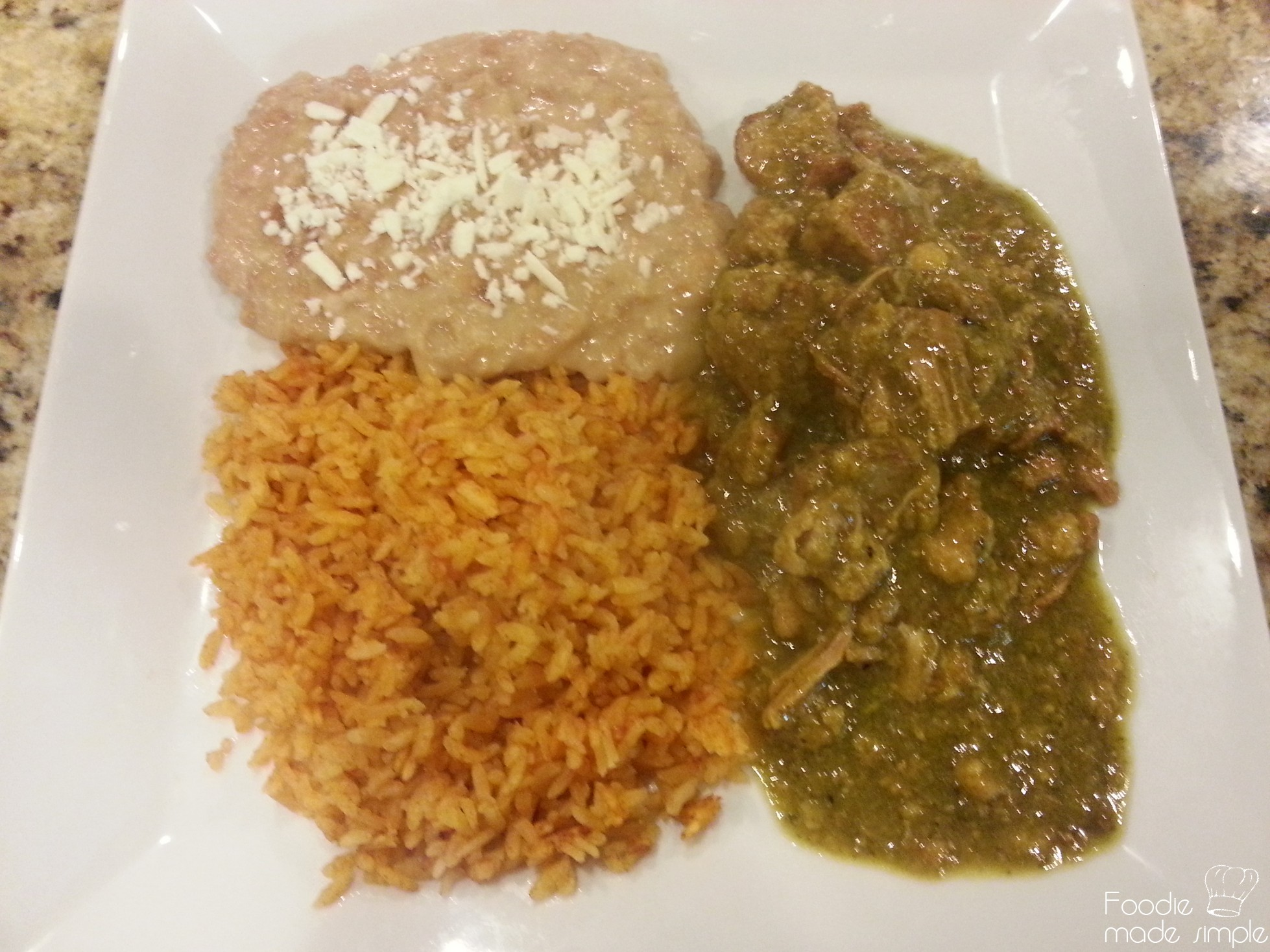 Slow-Cooker Chile Verde (Green Chile and Pork Stew) | Foodie made ...