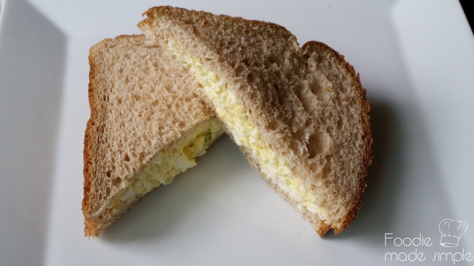 Easy Egg Salad Sandwich | Foodie made simple