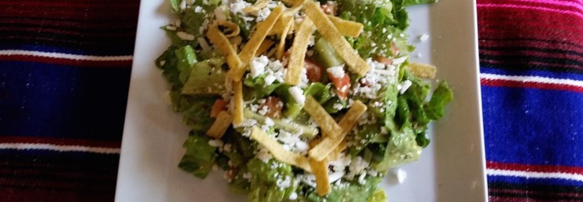 Mexican Caesar Salad a la El Torito 6
