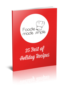 Foodie_25Holiday_Cover