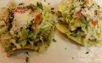 21 Day Fix Fish Tostadas 21 Day Fix Recipe