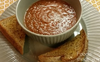 21 Day Fix Tomato Soup and Grilled Cheese 21 Day Fix Recipe
