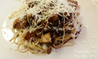 21 Day Fix Chicken and Mushroom Marsala 21 Day Fix Recipe