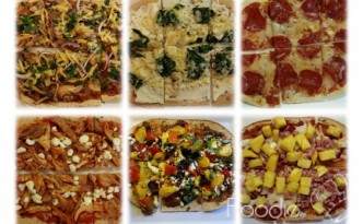 21 Day Fix Flat-out Pizza's
