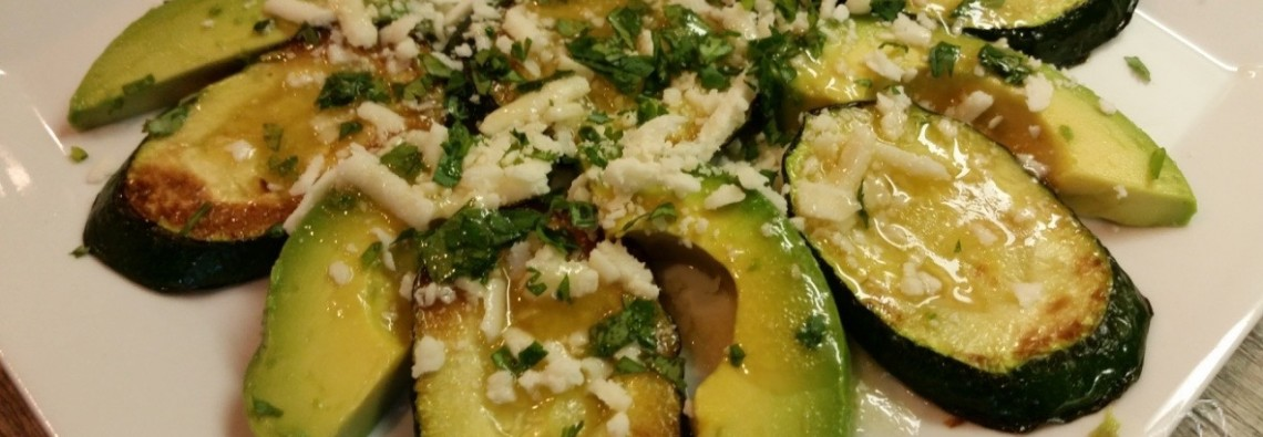 Zucchini Salad (Ensalada de Calabacin)