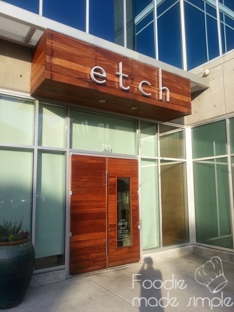 Restaurant review etch nashville tn for Dining nashville tn