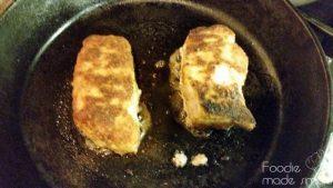 Fontina Chop a la Bonefish Grill