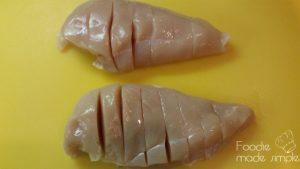 Hasselback Caprese Chicken