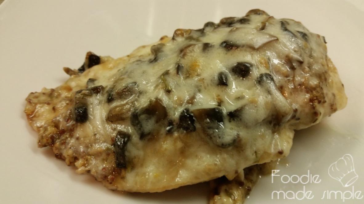 Portobello Mushroom Chicken A La Romano S Macaroni Grill