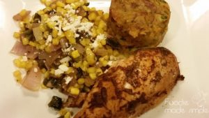 Grilled Chicken with a Chile-Lime Rub