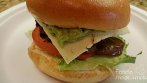 Mexican-Style Hamburger (Hamburguesas Mexicanas)