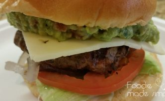 Mexican-Style Hamburger (Hamburguesas Mexicanas)