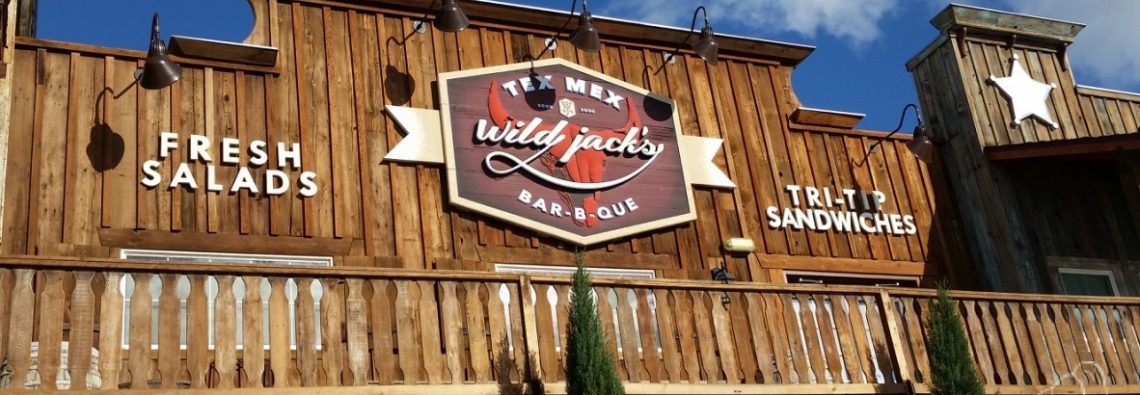 Wild Jacks Restaurant at Bravo Farms