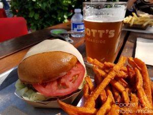 Restaurant Review Gott's Roadside (San Francisco, CA)