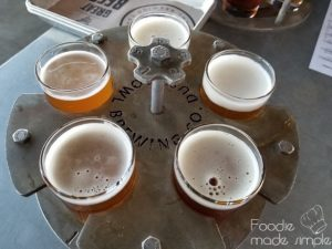 Restaurant Review Dust Bowl Brewing Co. Brewery Taproom