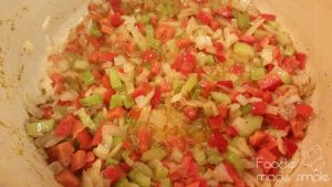 Corn and Shrimp Chowder